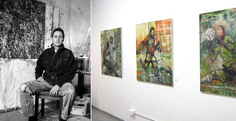 Thomas Willmann Vita Und Ausstellungen